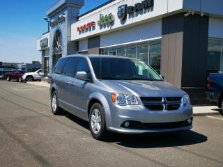 Used 2020 Dodge Grand Caravan Crew Plus for sale in Ste-Marie, QC