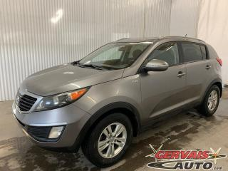 Used 2011 Kia Sportage LX AWD Mags A/C Sièges Chauffants *Traction intégrale* for sale in Trois-Rivières, QC