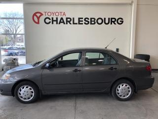 Used 2005 Toyota Corolla CE AUTOMATIQUE for sale in Québec, QC