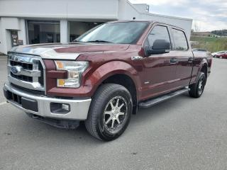 Used 2015 Ford F-150 XLT SUPERCREW ÉCOBOOST 3.5L 4X4 for sale in Vallée-Jonction, QC