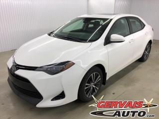 Used 2018 Toyota Corolla LE Gr. Amélioré MAGS Toit Ouvrant for sale in Shawinigan, QC