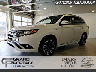 Used 2018 Mitsubishi Outlander Phev GT S-AWC **Cuir**Toit** for sale in Rivière-Du-Loup, QC