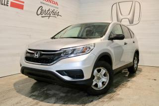 Used 2015 Honda CR-V LX for sale in Blainville, QC