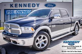 Used 2017 RAM 1500 Laramie for sale in Oakville, ON
