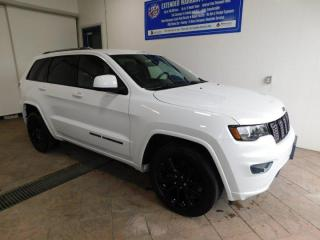 Used 2018 Jeep Grand Cherokee Altitude IV NAVI for sale in Listowel, ON
