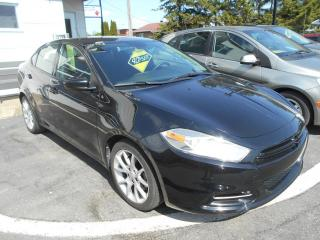 Used 2013 Dodge Dart Berline 4 portes SXT for sale in Sorel-Tracy, QC