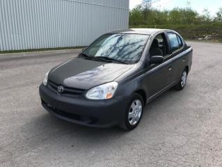 Used 2004 Toyota Echo Berline 4 portes BA for sale in Quebec, QC