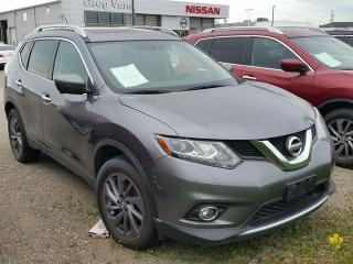 Used 2016 Nissan Rogue SL AWD for sale in Cambridge, ON