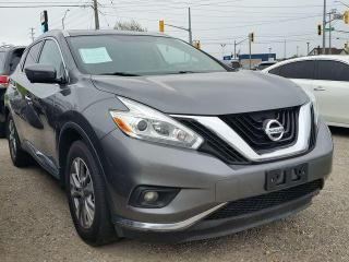 Used 2016 Nissan Murano SL AWD for sale in Cambridge, ON