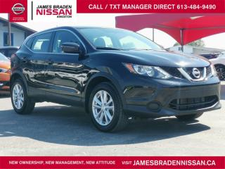 Used 2017 Nissan Qashqai S for sale in Kingston, ON