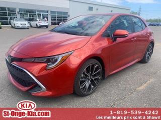 Used 2019 Toyota Corolla Hatchback x se for sale in Shawinigan, QC
