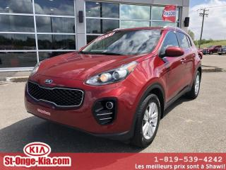 Used 2017 Kia Sportage LX AWD for sale in Shawinigan, QC