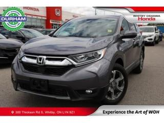 Used 2017 Honda CR-V EX AWD for sale in Whitby, ON