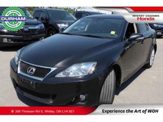 Used 2013 Lexus IS 250 for sale in Whitby, ON