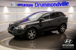 Used 2012 Volvo XC60 T6 AWD + GARANTIE + TOIT PANO + CUIR + M for sale in Drummondville, QC