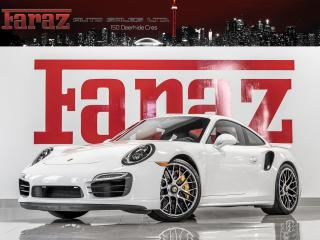 Used 2015 Porsche 911 TURBO S|PDK|NAVI|REARCAM|SPORT CHRONO|BOSE for sale in North York, ON