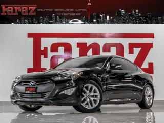 Used 2014 Hyundai Genesis COUPE 2.0T|NAVI|REAR CAM|BLUETOOTH|ROOF for sale in North York, ON