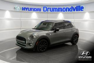 Used 2019 MINI Cooper GARANTIE + TOIT PANO + CAMERA + WOW! for sale in Drummondville, QC