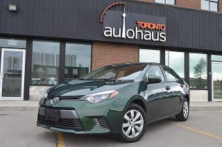 Used 2016 Toyota Corolla LE/HTD SEATS/REAR CAMERA/NO ACCIDENTS LE for sale in Concord, ON