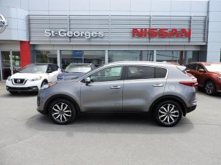 Used 2017 Kia Sportage EX 4 portes TA for sale in St-Georges, QC