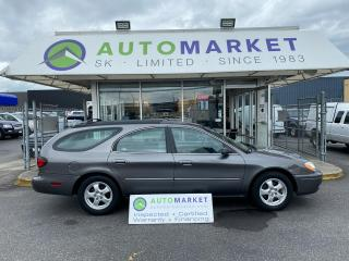Used 2005 Ford Taurus SE **90,000 KM'S!!* 7 PASS! FREE BCAA MBRSHIP & FREE WARNTY!! for sale in Langley, BC