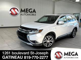 Used 2017 Mitsubishi Outlander GT 4WD for sale in Gatineau, QC
