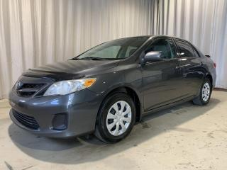 Used 2011 Toyota Corolla Berline 4 portes, boîte manuelle, CE for sale in Sherbrooke, QC