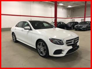 Used 2017 Mercedes-Benz E-Class E300 4MATIC DISTRONIC PREMIUM CLIMATE SEATS WIRELESS CHARGING for sale in Vaughan, ON