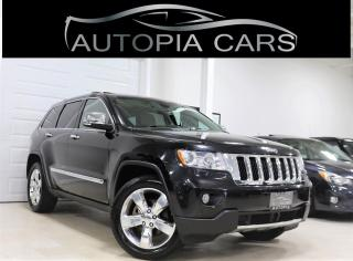 Used 2013 Jeep Grand Cherokee 4WD 4dr Overland for sale in North York, ON