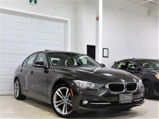 Used 2016 BMW 3 Series 320i xDrive AWD SPORT PKG ACCIDENT FREE SUNROOF for sale in North York, ON