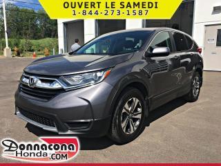 Used 2017 Honda CR-V LX *GARANTIE GLOBALE 2022 OU 100 000 KM* for sale in Donnacona, QC
