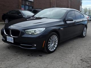 Used 2011 BMW 5 Series Gran Turismo 5dr 535i xDrive Gran Turismo AWD for sale in Kitchener, ON