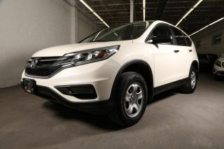 Used 2016 Honda CR-V AWD 5dr LX for sale in North York, ON