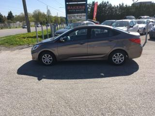Used 2013 Hyundai Accent L for sale in Newmarket, ON