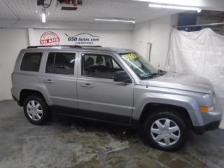 Used 2014 Jeep Patriot north for sale in Ancienne Lorette, QC