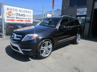 Used 2013 Mercedes-Benz GLK350 GLK 350 4 portes 4MATIC for sale in Montréal, QC