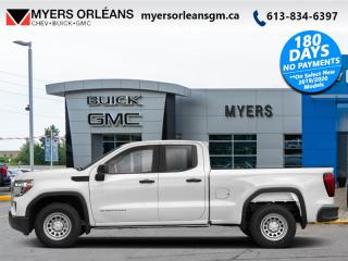 New 2020 GMC Sierra 1500 SLE  - OnStar - Trailer Hitch for sale in Orleans, ON