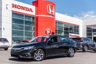 Used 2016 Honda Civic EX S2745   NOIR for sale in Terrebonne, QC