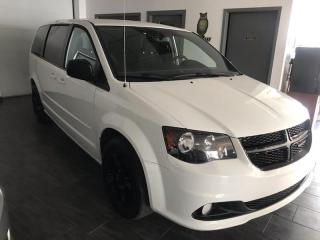 Used 2016 Dodge Grand Caravan 4dr Wgn SXT BLACK TOP DVD for sale in Châteauguay, QC