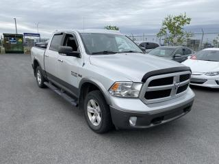 Used 2013 RAM 1500 OUTDOORSMAN 4X4 MAGS for sale in St-Hubert, QC
