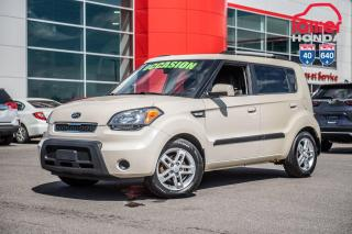 Used 2010 Kia Soul 2U P5015A TQ BEIGE for sale in Terrebonne, QC
