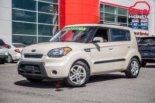 Used 2010 Kia Soul 2U/GROUPE ELECTRIQUE ,A/C,MAG P5015A TQ BEIGE for sale in Terrebonne, QC