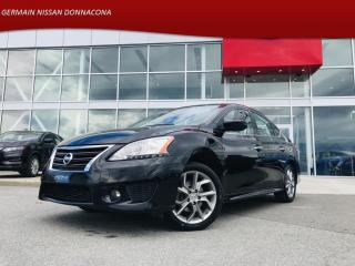 Used 2015 Nissan Sentra SR PREMIUM AUTO *** TAUX À PARTIR 2.49% !!! *** for sale in Donnacona, QC