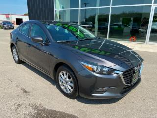 Used 2018 Mazda MAZDA3 GS AUTO for sale in Ingersoll, ON