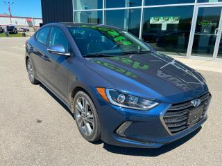Used 2018 Hyundai Elantra GLS Auto, Sunroof for sale in Ingersoll, ON