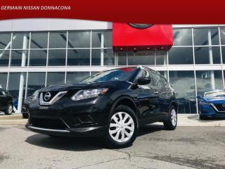 Used 2016 Nissan Rogue S FWD *** TAUX À PARTIR 2.49% !!! *** for sale in Donnacona, QC
