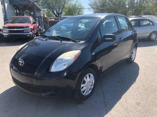 Used 2007 Toyota Yaris Hatchback for sale in Laval, QC