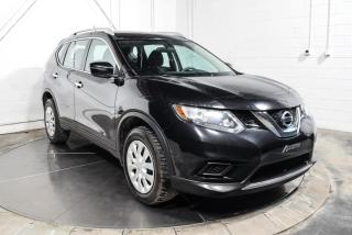 Used 2016 Nissan Rogue S AWD CAMÉRA DE RECUL for sale in St-Hubert, QC