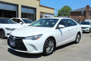 Used 2017 Toyota Camry SE Leather Alloy for sale in Brampton, ON