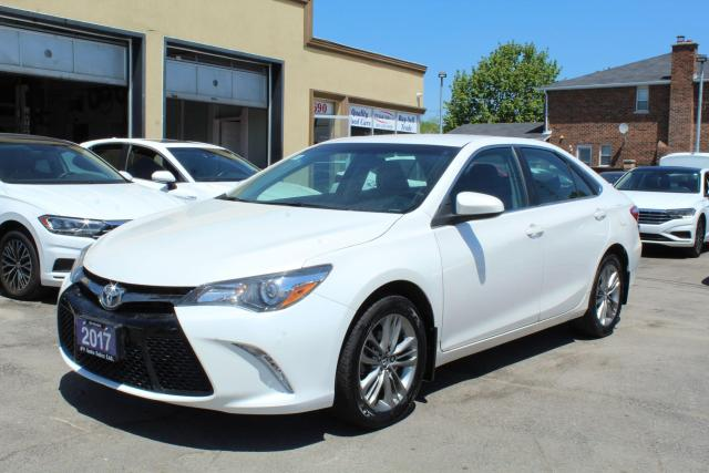 2017 Toyota Camry SE Leather Alloy